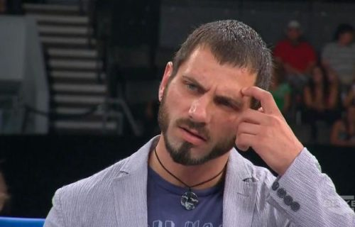 Austin Aries claims he isn't perfect, but is no sexual predator