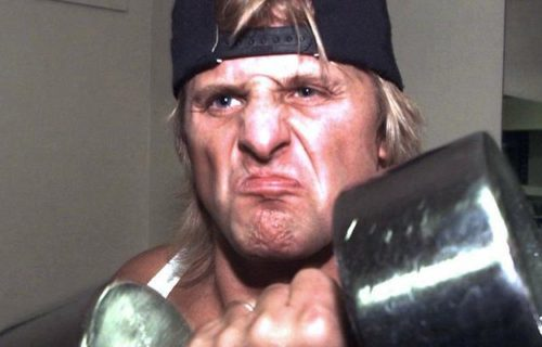 Owen Hart had second thoughts about fatal Blue Blazer stunt