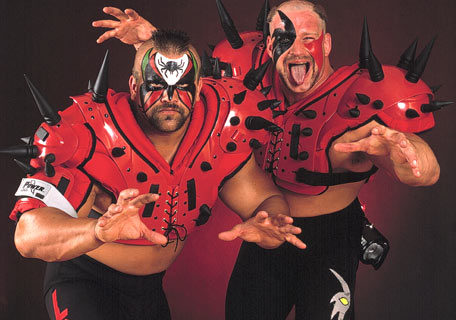 Road Warrior Animal on why he and Hawk left WCW