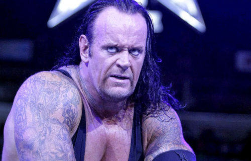 "The Undertaker states he has ""no desire to get back in the ring"""