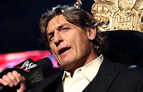 William Regal talks about his struggles with addiction