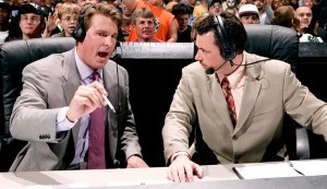 JBL Addresses Rumors of Justin Roberts - Michael Cole Fight During RAW