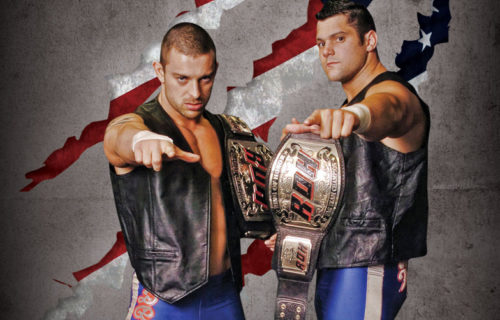 Davey Richards and Eddie Edwards Talk About WWE Developmental and If They Would Return