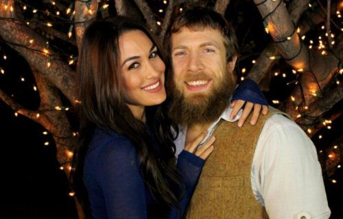 "Brie Bella: ""I know for a fact my husband is going to find his way back to the ring"""