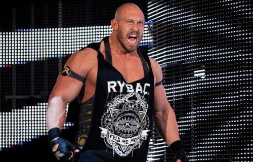 The Reason Why Ryback Missed Tuesday's WWE SmackDown TV Tapings