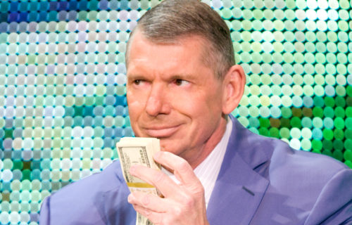 Vince McMahon is apparently high on new Superstar