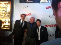 Red Carpet Interview: Tapped Out Director - Allan Ungar