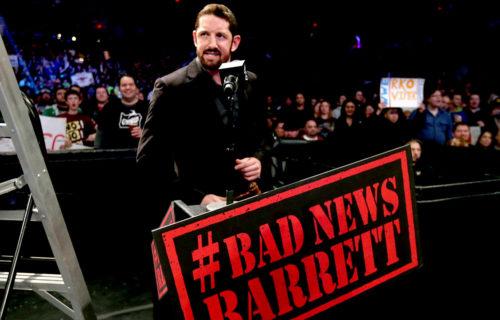 The Bad News Barrett Gimmick For Wade Barrett Returning Soon?