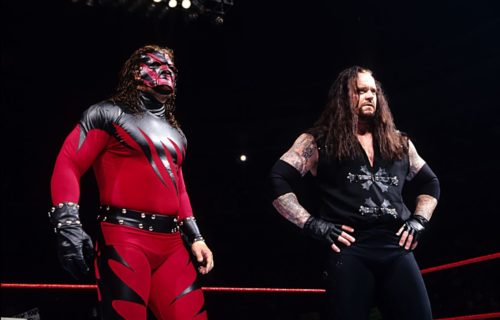 Kane on The Undertaker's sense of humor ahead of his retirement