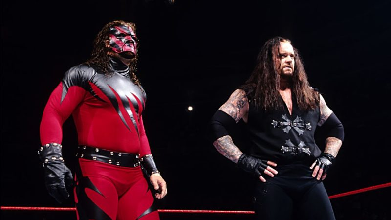 Brothers of Destruction Kane The Undertaker