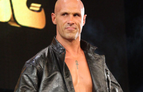 Christopher Daniels says Kurt Angle and Sting treated him as their equal