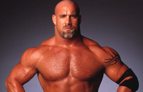 Breaking: Goldberg Reportedly in Negotiations for a WWE Return