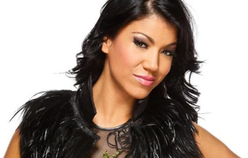 Rosa Mendes announces retirement from WWE