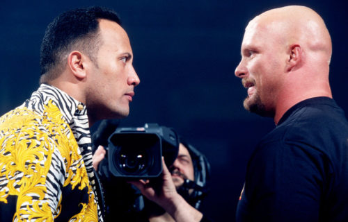 Steve Austin says WrestleMania match against The Rock ''could've been better''