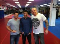 1on1: UFC Fighter Krzysztof Soszynski & Karate World Champion Cody Hackman