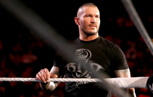 Randy Orton recalls Hell in a Cell match against The Undertaker