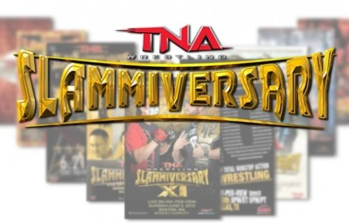 Main Event For The Upcoming TNA Slammiversary PPV Announced