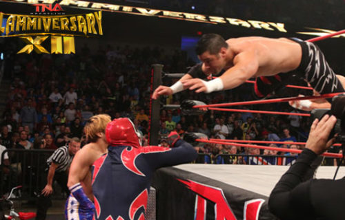 Championship Match Added To Tonight's TNA Slammiversary PPV