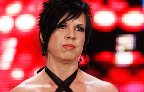 Vickie Guerrero Reacts to Her RAW Return Last Night