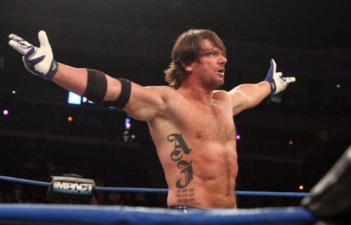 Backstage Update On AJ Styles & James Storm Possibly Signing With WWE, Brock Lesnar News