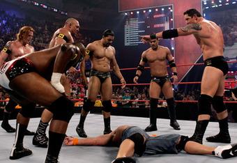 Ryback: John Cena Killed The Nexus