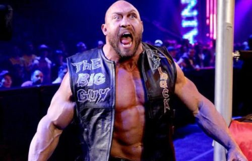 Ryback Says He Could Have Sued the WWE Over How They Handled His Ankle Injury