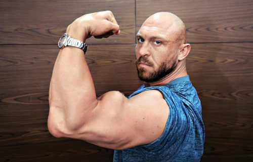 """Audio: Ryback Responds To CM Punk Criticism: """"He Was Never Like That To My Face"""""""