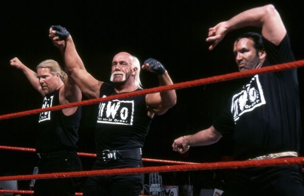Eric Bischoff talks about original endgame for nWo
