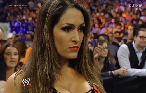 Former ROH Tag Champion and Former TNA Knockout Appear on RAW, Nikki - Kidd Exchange