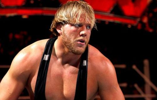 WWE officially releases Jack Swagger