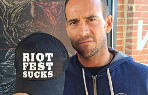 More on CM Punk Being Backstage at Ohio Valley Wrestling Event Last Weekend