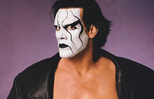 JBL Interviews Sting, Stephanie McMahon Finishes Book