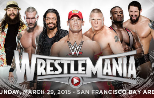 News on 2015 Royal Rumble Match and WrestleMania 31 Main Event, Rock On SmackDown