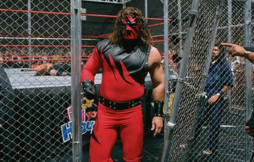 Kane explains why his Isaac Yankem and imposter Diesel Gimmicks did not work in WWE