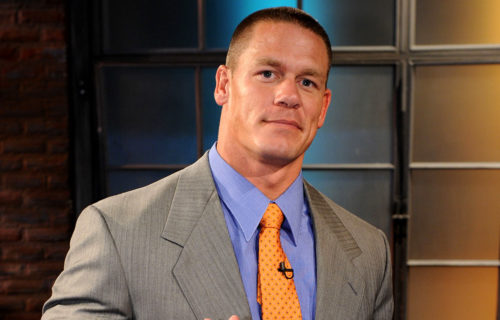 John Cena Comments On Hosting The Today Show, WWE Diva On BET Show