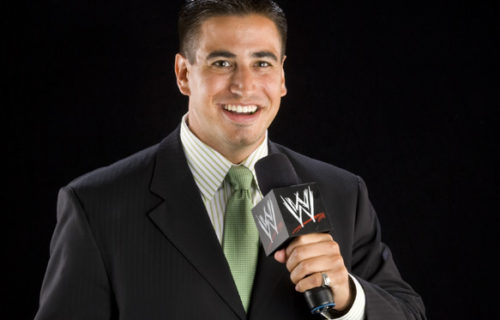 Justin Roberts says he felt blindsided by WWE, comments on attention received from JBL - Mauro Ranallo story