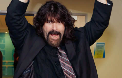 Update on WrestleMania 31 Ticket Sales, Foley at The Accountability Crib, Adam Bomb Photo