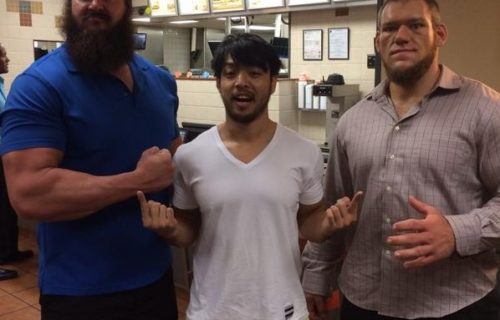 New Details and Photos of a WWE NXT Talent Recently Hyped by Other NXT Stars