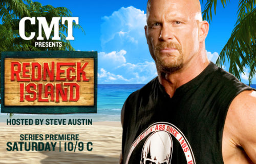 New Details and Co-Host Announced for Steve Austin's Redneck Island on CMT