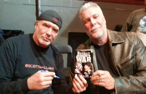 Kevin Nash and Scott Hall on Why WCW Gave Them Raises, Fake Diesel and Razor