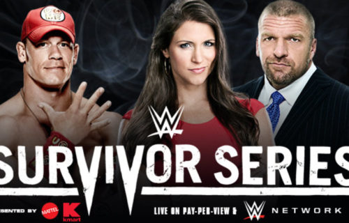 Update on Team Cena vs. Team Authority at WWE Survivor Series, Final Card for Sunday