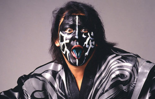 The Great Muta Says He's Going To Attack The Rock, Another Reality Star On Raw Next Week