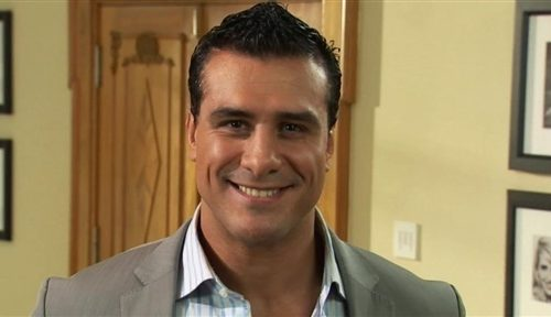 Alberto Del Rio on backstage relationship with JBL