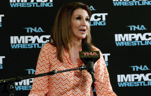 Dixie Carter Sounds Off About Vince McMahon Saying TNA Is Not Competition For WWE