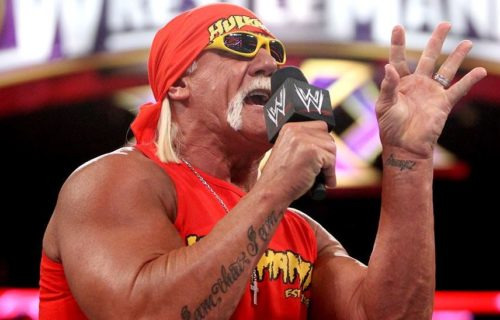 Why Hogan Wants One More Match with WWE, WWE Looks at Sting vs. HHH, Tapings, Rock