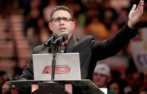 Big Match Announced for Tonight's WWE RAW by Anonymous GM