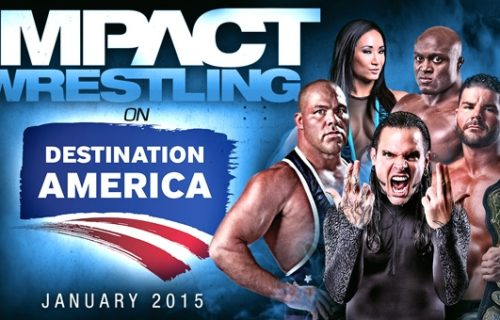 TNA's Debut on Destination America Airing Live?, Jeff Hardy Able to Work In Canada Again