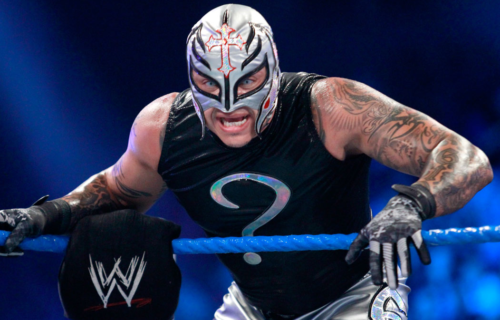 Top Indie Star Offered a WWE Developmental Deal, Backstage Update on Rey Mysterio's Status