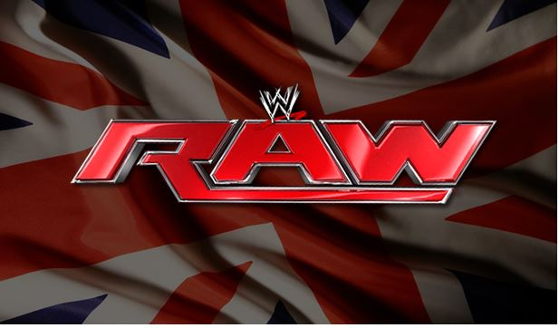WWE RAW UK