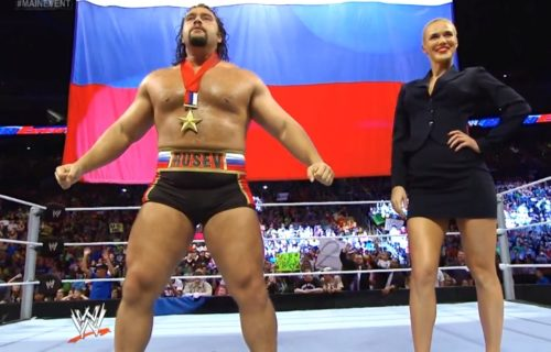 Videos: Rusev and Lana Send a Message After Attack on SmackDown, Ryback Helped Backstage